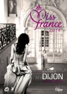 Affiche officielle Miss France 2014