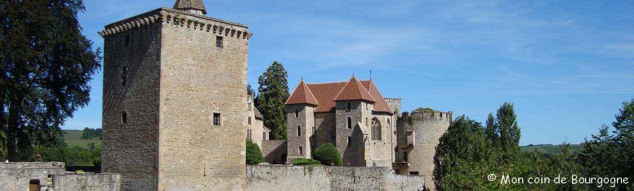 Château de Couches - pano