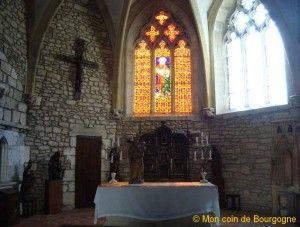 Château de Couches - chapelle