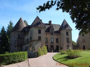 Château de Couches - Logis seigneurial