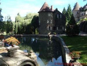 Château de Couches - le manoir