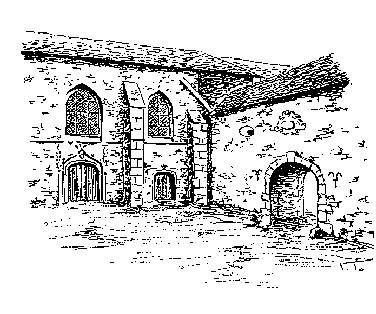 Couches - Prieuré St Georges