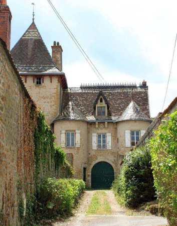 Couches - la tour Guérin