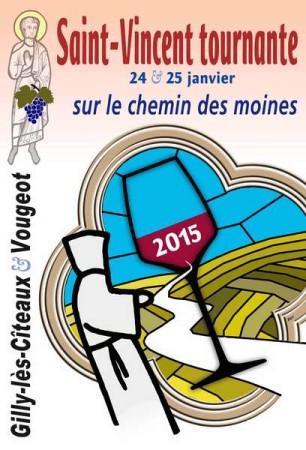 Affiche St Vincent 2015