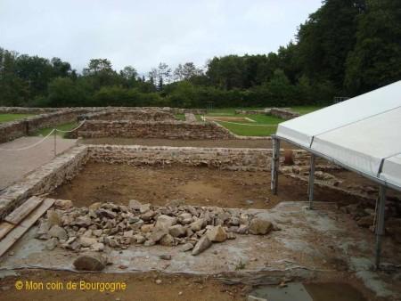 Plan de la maison romaine