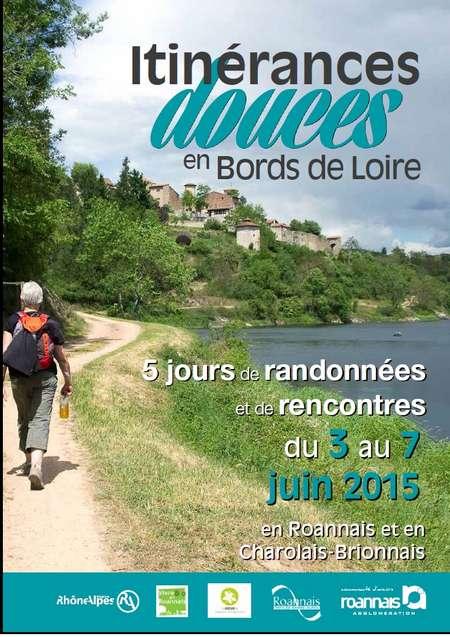 itinerances douces rando juin 2015