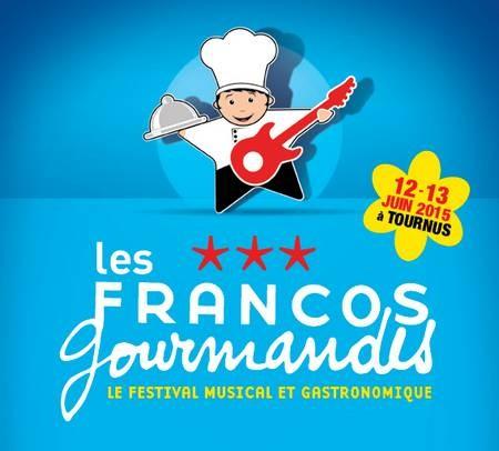 Francos Gourmandes 2015