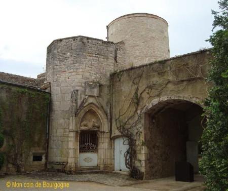 Germolles - Tourelle