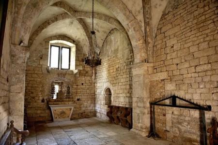 chateau de Germolles - Chapelle basse
