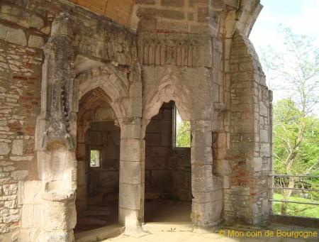 Germolles - Chapelle haute