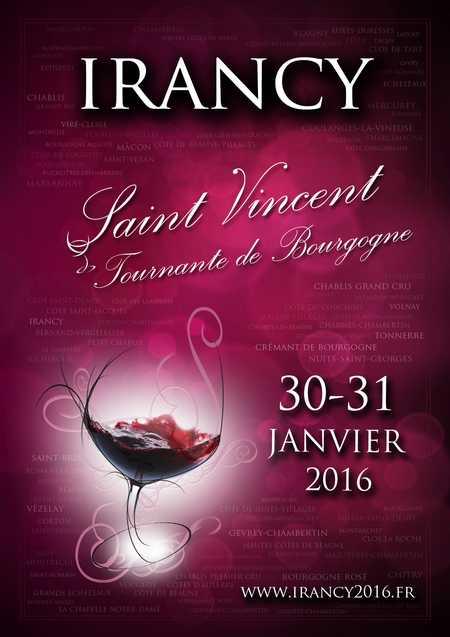 Affiche St Vincent 2016