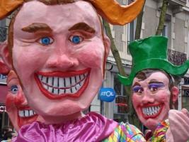 grosses têtes du Carnaval