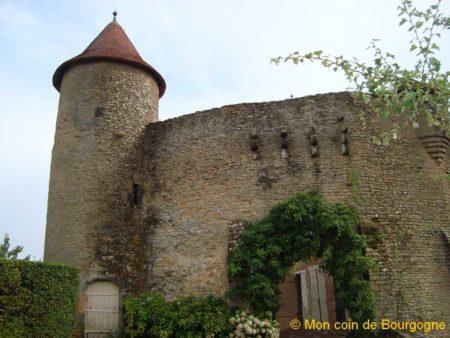 Dernière enceinte - château de Berzé