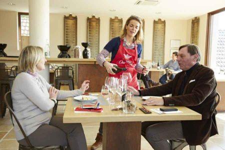 Table d'hôtes - Accord mets et vins