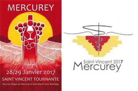 Affiche-Logo St Vincent 2017