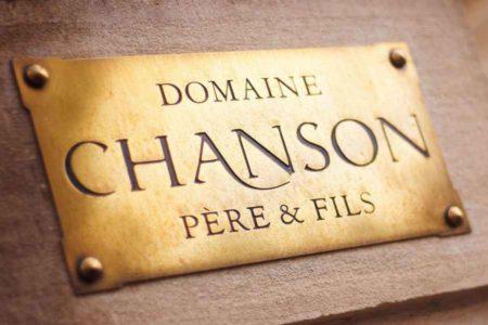 Plaque du domaine Chanson