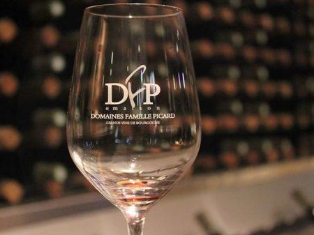 verre de dégustation - Domaine Picard
