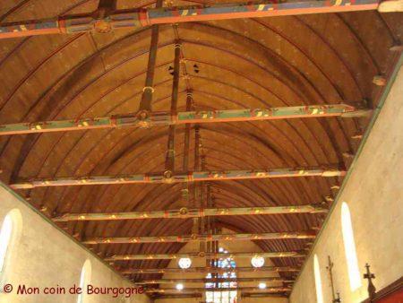 Plafond salle des povres