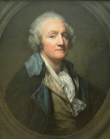 Autoportrait par Jean-Baptiste Greuze