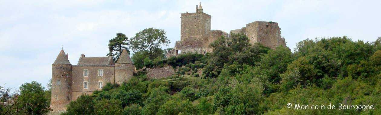 Brancion, cité médiévale
