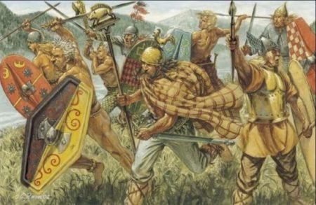 Guerriers Éduens