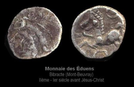 Monnaie des Éduens