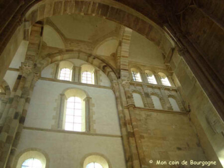 Cluny - Le transept